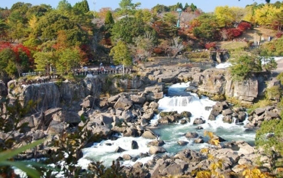 曾木の滝公園