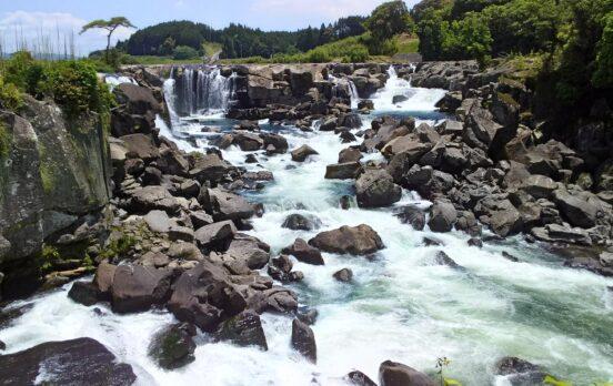 観光地のご案内【曾木の滝公園】